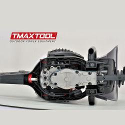 Teammax 26cc sondern Schaufel-Treibstoff-Heckenschere aus