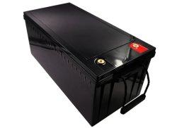 Производитель пользовательских возможностей 12V 24V 100Ah 200Ah глубокую цикла солнечной батареи ИБП AGM свинцово-кислотный аккумулятор для замены батареи инвертора