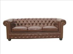 ヨーロッパ式のソファーの家具によって結合されるソファーベッド