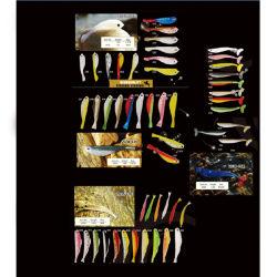 Sea Fishing Lure Fly Fishing Lure PVC Soft Fishing Lure