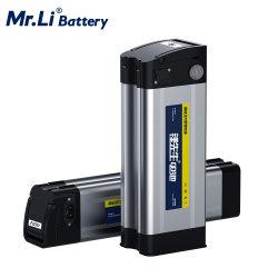 M. Li IonenBatterij van het Lithium van het Pak van de Rechargeable Battery 48V 15ah Lader 13s6p de Elektrische Batterij van de Fiets 1000W BMS 48V en 3A