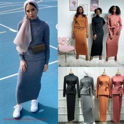 Fesyen Baju Raya Baju Kurung moderno musulmana 2020 ropa ropa mujeres islámicas hiyab trajes trajes Baju Kebaya Boutique en línea moderna fábrica de prendas de vestir