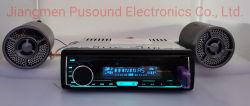 El sonido estéreo del coche un coche DIN DVD Player FM MP3 USB SD Card Player