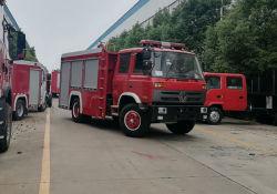 Dongfeng Cummins Engine 5cbm depósito de espuma Extinción de Incendios de camiones especiales