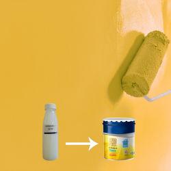 Excellente résistance d'épuration émulsion acrylique pour la construction de la peinture murale
