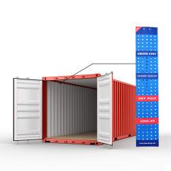 1000g сухого воздуха полюс хлористый кальций адсорбента адсорбент контейнера с крюка
