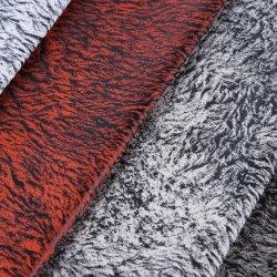 Dernière conception burn-out sofa des tissus mous