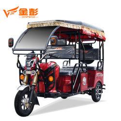 السياحة الركاب الكهربائية Rickshaw السيارات Rickshaw سعر قابل للتنبؤ