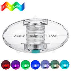Indicatore luminoso alimentato solare della direzione della decorazione della lampada della sfera di galleggiamento del LED