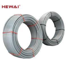 Produzione tubo Pex-al-Pex composito alluminio tubo multistrato in plastica per natura Gas