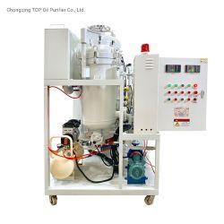 TYS-M-1 エンクロージャカーボンスチール、油精製機械 / 使用済フライオイル フィルタマシン