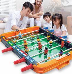 Интеллектуальная новый крытый поверхность стола игру рукой футбольного матча таблица футбол игрушки для детей