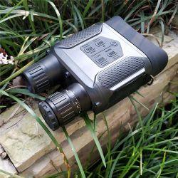 赤外線夜間視界のデジタル双眼鏡のズームレンズの光学写真のビデオレコーダーハンチングカメラ