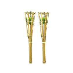 Vela de Jardín Citronella exterior, Torches de bambú