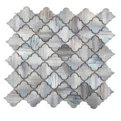 ألواح فسيفساء من الألومنيوم المعدني المباشر من المصنع للزينة المنزلية