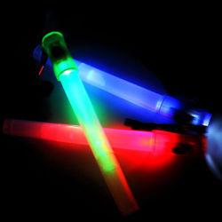Decoração de Natal a favor de terceiros aluz de LED piscando Stick Stick