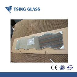 Heldere/gekleurde/gevormde glazen spiegel/zilverspiegel/LED-spiegel/veiligheidspiegel / Antique Design Mirror/Sandblasted Mirror / Front Surface Mirror