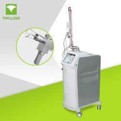 しわの除去剤および皮の若返り専門RFの二酸化炭素僅かレーザーの美機械のための驚くべき処置の効果