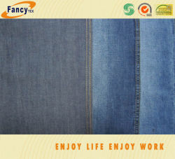 Tessuto del denim dello Spandex del cotone per i pantaloni dei jeans