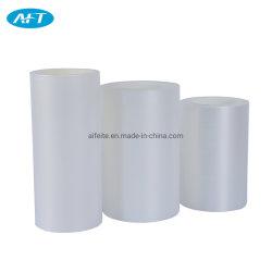 Autoadhesivo translúcido Co-Extrusion tres capas de protección de las tapas de plástico de varias películas CPP