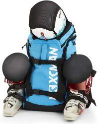 スキーブートのバックパックの軽量および耐久のスキーはヘルメット、スノーボード、ブートを含むギヤを袋保存する