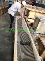 EDELSTAHL-nahtloses Rohr des Dampfkessel-SA213, des Überhitzers und des Wärmetauschers Duplexdes gefäß-TP304 316L Saf2205 2507