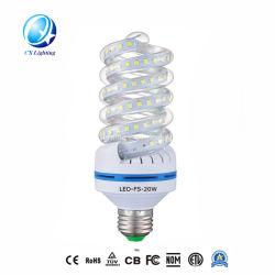 Новая модель 15W 18W 20W 36W 40Вт Светодиодные лампы лампы CFL полный спиральный CFL