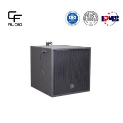 CF 싱글 10인치 원격 동축 풀레인지 스피커 사운드 엔터테인먼트용 시스템 프로 오디오