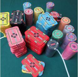 ABS houdt de Vierkante Reeks van de Spaanders van de Pook van het Casino van de Waarde Texas hen Pook