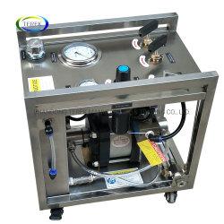 파이프/호스/튜브/밸브용 10-50000psi 공기 구동식 펌프 유압/하이드로스테틱/버스트 압력 테스터