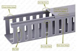 Disegno superiore, processo professionale, servizio di alta qualità per il canale per cavi libero del grado dell'alogeno basso superiore del fumo