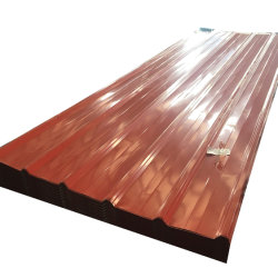 ASTM A792م لون ريال Aluzinc الغالفوم/الملف الفولاذي المجلفن/الألومنيوم المصقول ورقة لمواد التسقيف