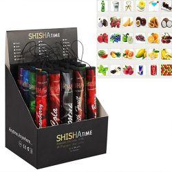 Design personalizado Caneta Shisha com 800 borlas para isqueiros e cigarros