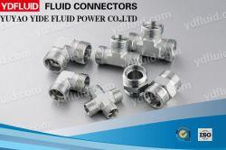 Gerade Reduzieradapter DIN-Fittings Hydraulische Adapter