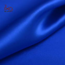 40mm Brilhante pesado de seda pura Planície Charmeuse Tingidos Ecológico de tecido saia acetinado lavável
