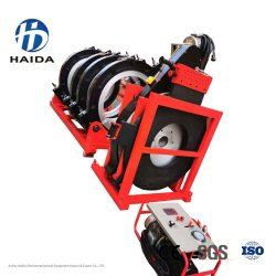 HD-Yy450mm Dn PE/PPR 플라스틱 관 유압 최신 용해 개머리판쇠 융해 용접 기계