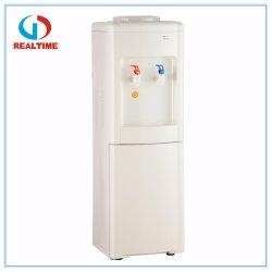 ホット / コールドホワイトコンプレッサ冷却フロアスタンド給水器、ドライガードシステム RT-08 付き