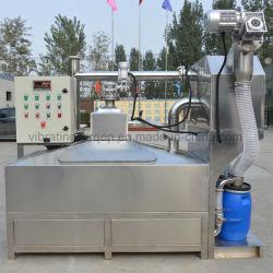 Масляный фильтр водоотделителя в ресторане канализации