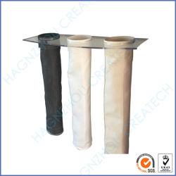 De Zakken van de Filter van de Glasvezel van het Systeem PTFE van de Filter van het Stof van de Oven van de Legering van het ijzer (292mm X 10000mm)