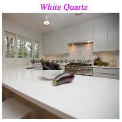 بريكوت بنور أبيض من حجر الكوارتز قبّاس للديكور في المطبخ