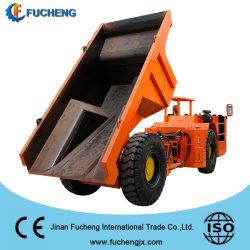 Nuovo scaricatore diesel del camion di ingegneria sotterranea di estrazione mineraria con addestramento di funzionamento
