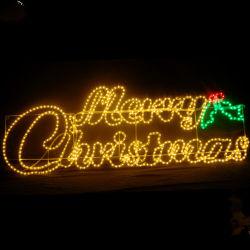 Освещение праздник Рождества светодиодные индикаторы наград