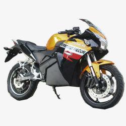 Super Hondar Fast 120 kmh Electric moto de course de motos de la rue (HD3000-CB)