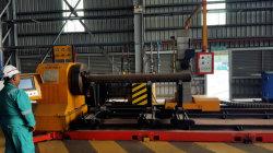 3D CNC Snijder van de Schuine rand van het Plasma van het Profiel van de Pijp