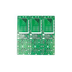침수 금 RoHS (OLDQ28)를 가진 자동 두 배 측 PCB
