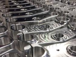 CNC Precisie Machinaal bewerkte Componenten, Optische Delen die, RuimtevaartDelen van de Luchtvaart, Militaire Delen, AutoDelen, hard, Thermische behandelingen anodiseren