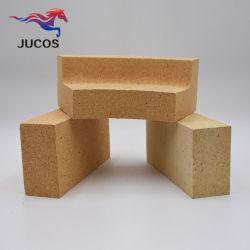 Preiswerterer Ziegelstein verwendeter refraktärer Ziegelstein