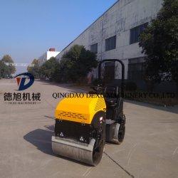 motor diesel 1.2ton Vibração hidráulica do cilindro de estrada do Compactador