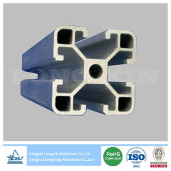 Sliver anodisation Profil en aluminium pour l'industrie