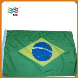 Bon marché de gros drapeau du pays National fait sur mesure pour l'élection